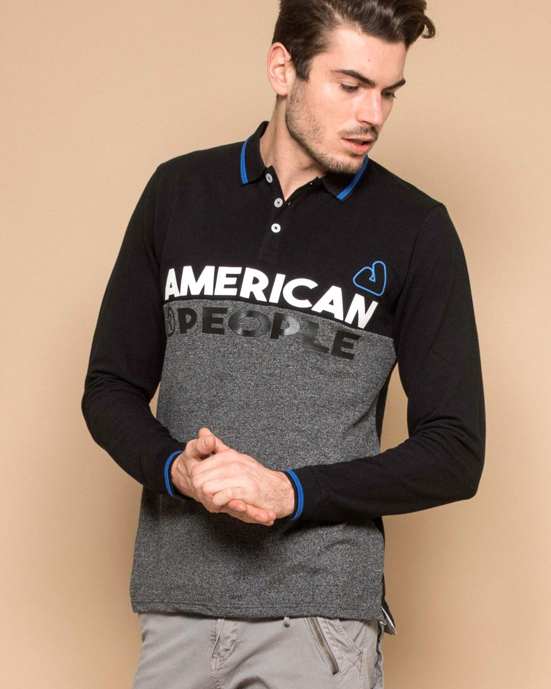 POLO HOMME PALMYRE