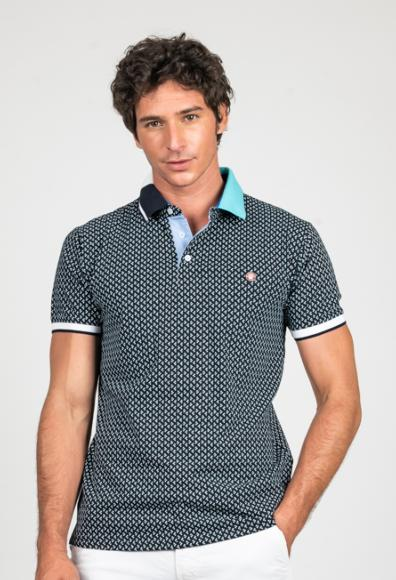 POLO PRIAM HOMME NAVY