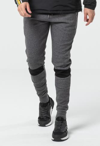 JOGG PANT PERCY HOMME GREY CHINE
