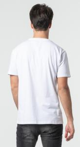 T-SHIRT THEO HOMME WHITE