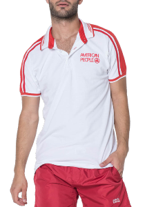 POLO HOMME MIKA RED
