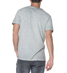 T-SHIRT HOMME MATAI GREY