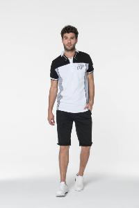 POLO HOMME MAYST BLACK