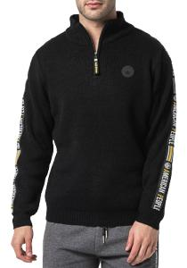 PULL-OVER PIKTA HOMME BLACK