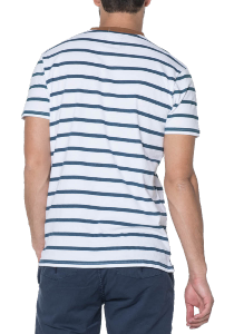 T-SHIRT HOMME MINOR WHITE