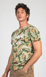 T-SHIRT TENEF HOMME SAFARI