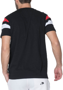 T-SHIRT HOMME MUSTY BLACK