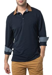 POLO PILONE HOMME BLACK