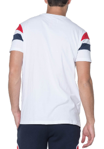T-SHIRT HOMME MUSTY WHITE