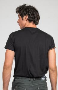 T-SHIRT TRACK HOMME CARBON