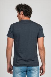 T-SHIRT TEAM HOMME NAVY